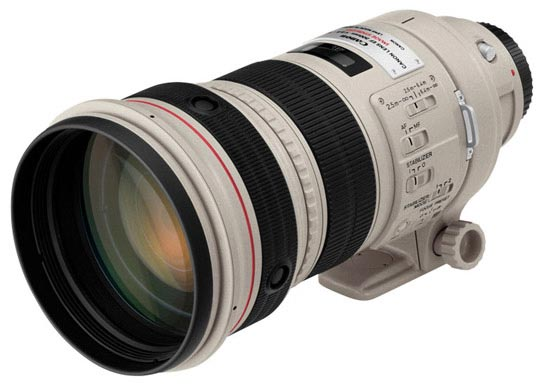 Canon EF 300mm f/2,8 L IS USM