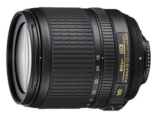 Nikon AF-S DX 18-105mm f/3,5-5,6 G ED VR