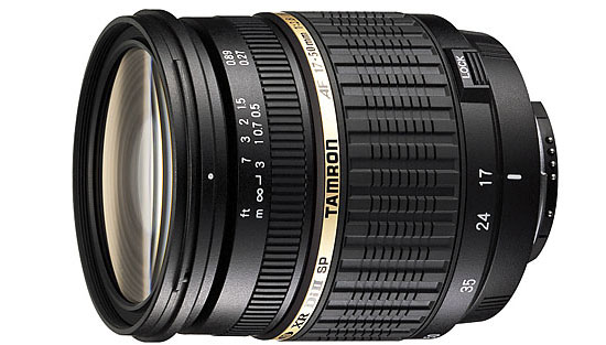 Tamron SP AF 17-50mm f/2,8 XR Di-II LD IF (motorized)